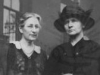 Martha Tracy and Marie Curie, 1924, p0107