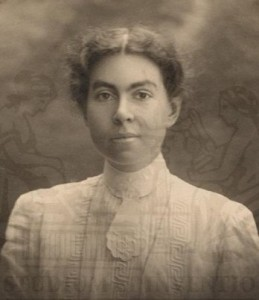 Alice Weld Tallant, Professor of Obstetrics at WMC until 1923